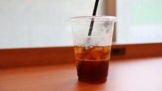 EOS Kiss M ファミマのコーヒー