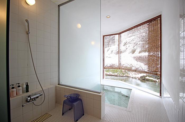 友家ホテル 貸切風呂