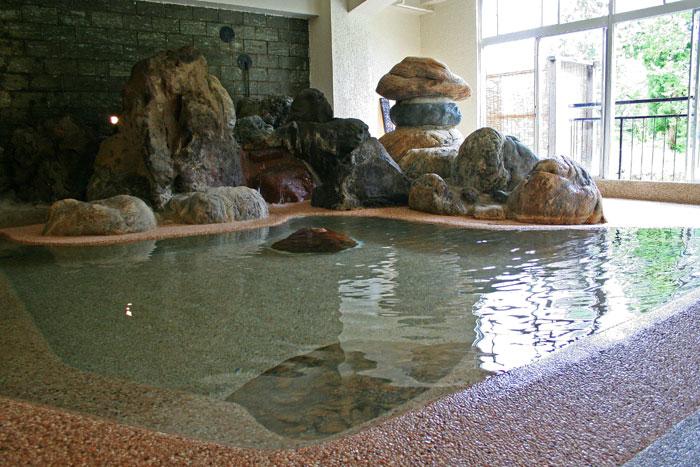友家ホテル温泉